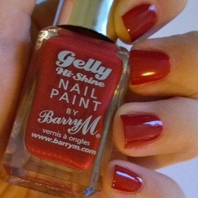 Barry M - Chilli