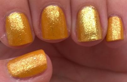 Mustard Shimmer