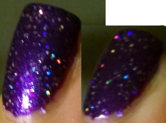 Glitter Comparison