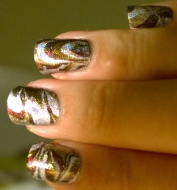 Hint of Holographic