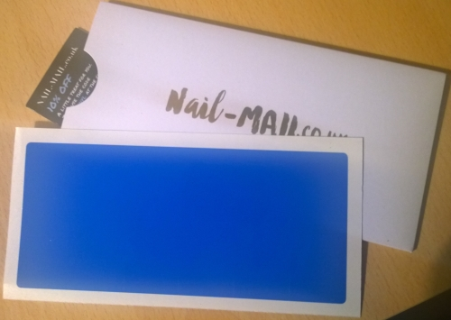 Vinyls from nail-mail.co.uk