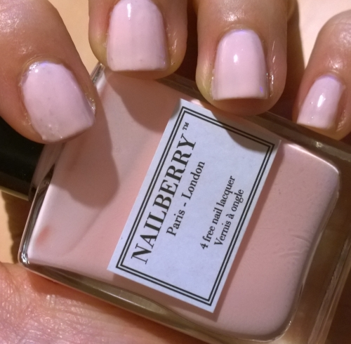 "Nailberry ""Pink Me Up"""