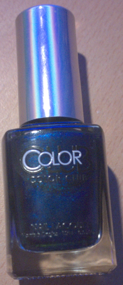 Color Club It's Raining Men Bottle