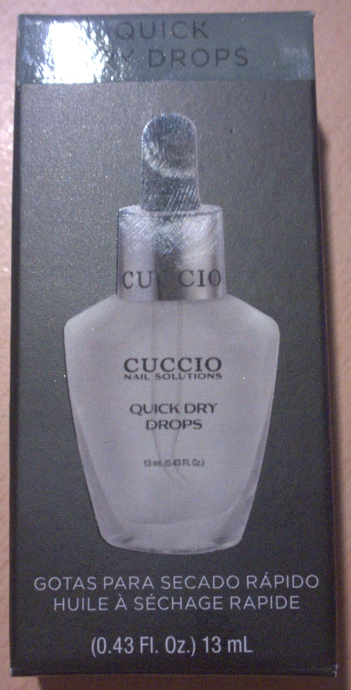 Cuccio Quick Dry Drops 2