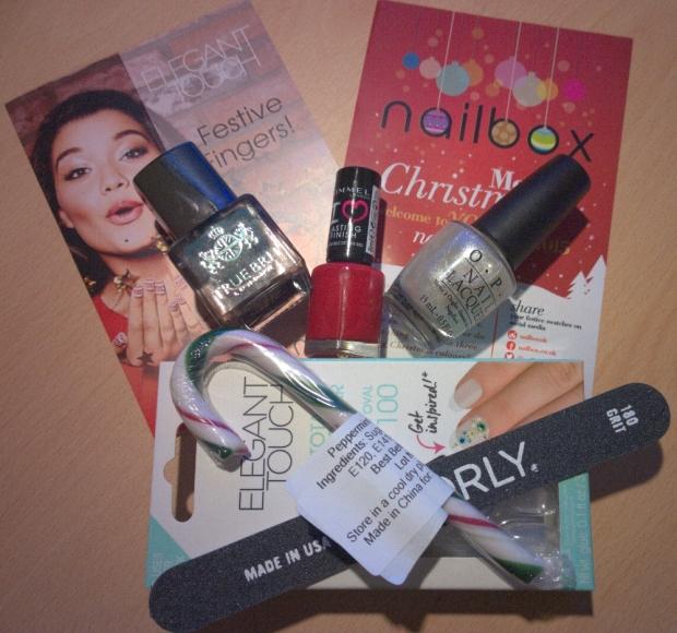 November Nailbox Contents 2