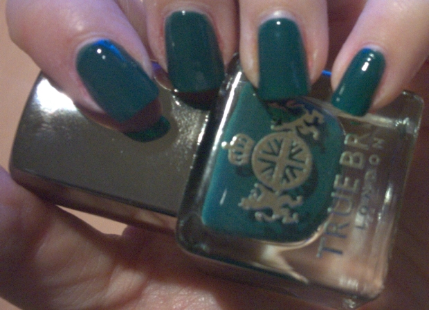 True Brit London Park Lane Swatch 3