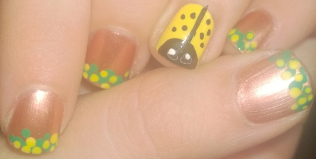 spring-ladybirds