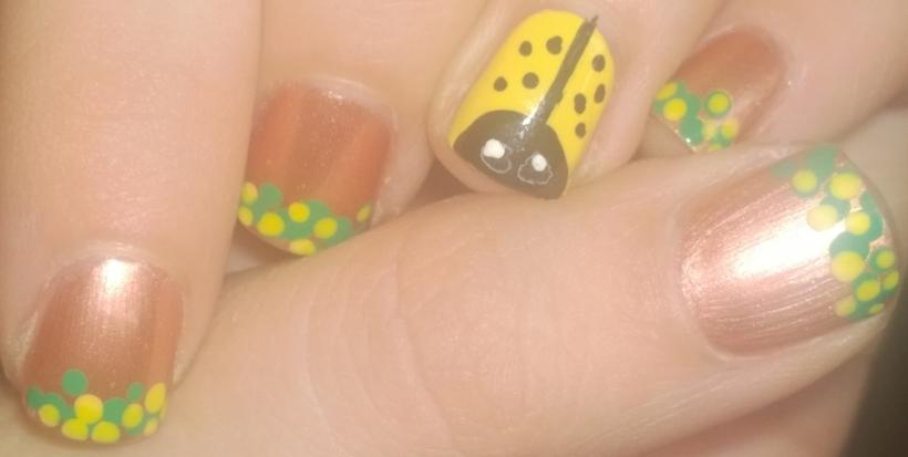 Spring ladybirds!