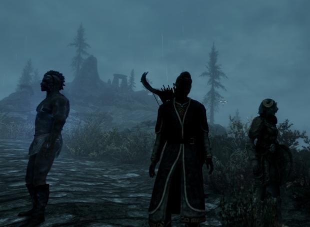 Shadria - deadly trio