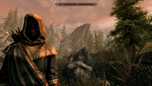 Just after escapting from Helgen. No mods being used, for a 6 year old game this still looks amazing.