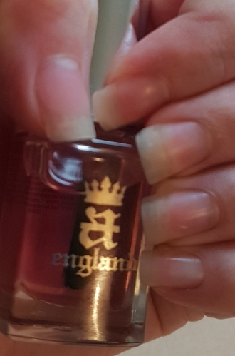 """A England """"The Rose"""" cuticle oil bottle"""